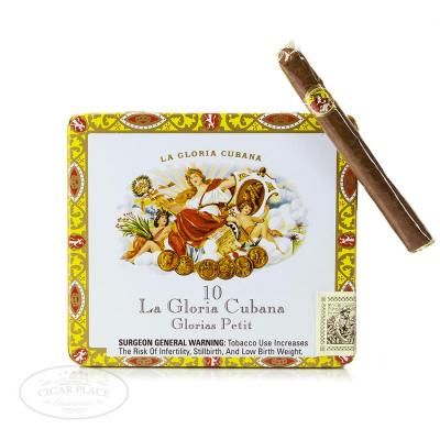 La Gloria Cubana Natural Glorias Petit Tin 10 [CL1119]-www.cigarplace.biz-31